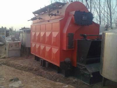 二手2吨蒸汽锅炉