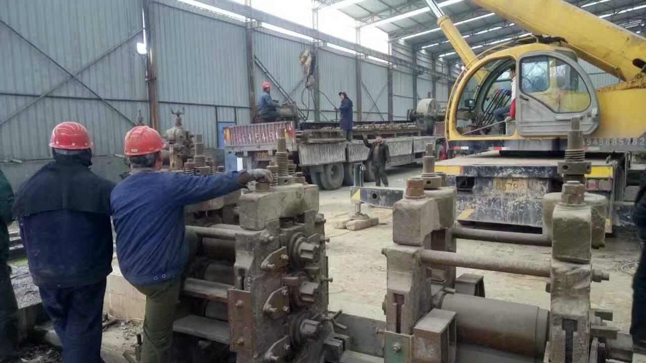 遼寧大連化工廠拆除回收