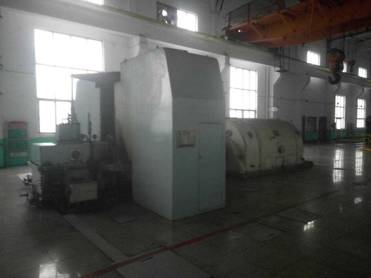 湖北十堰市10MW蒸汽轮机回收